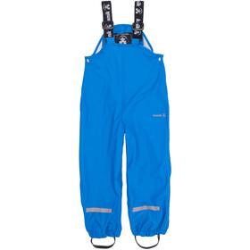 Kamik Muddy Pantaloni con bretelle Bambino, blu